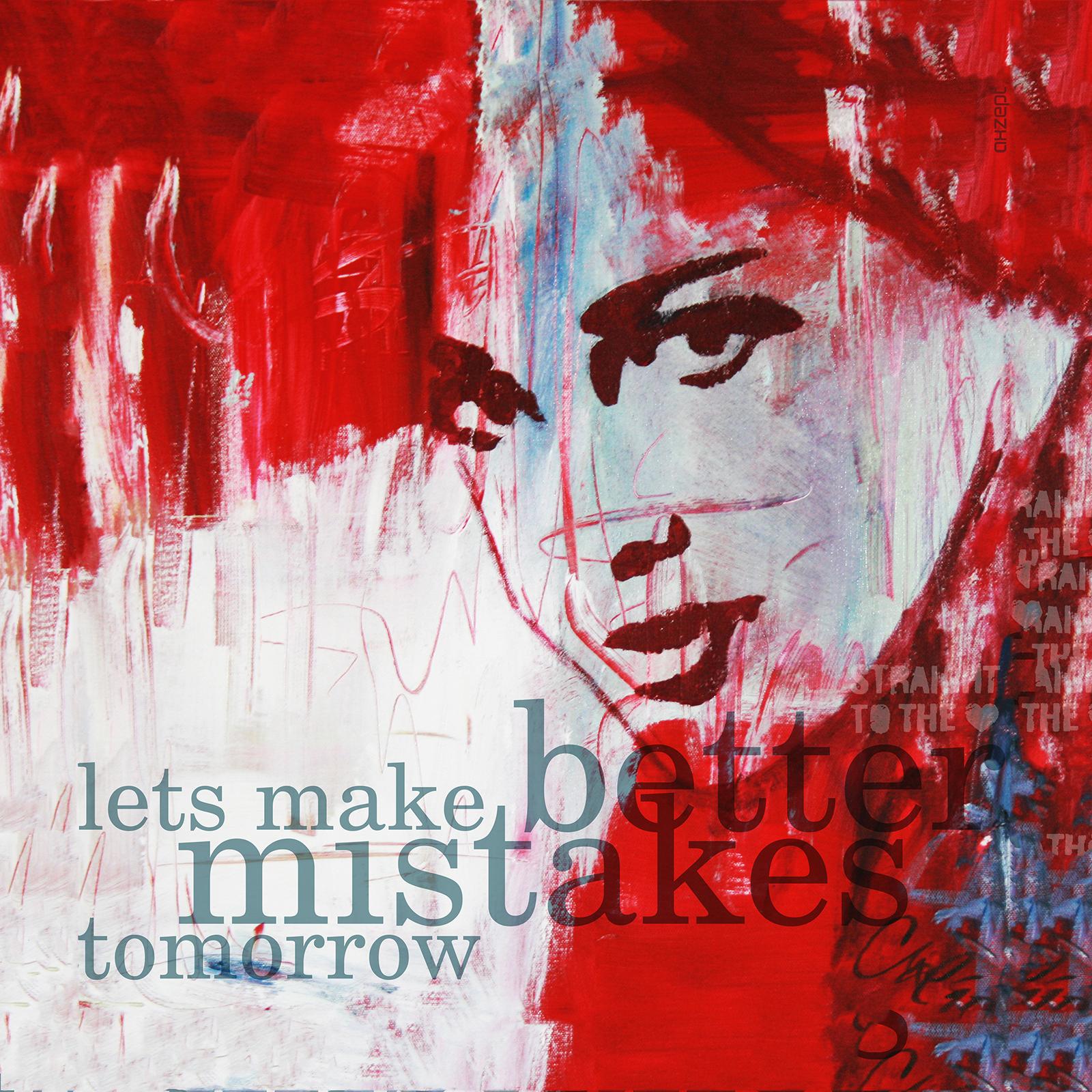 Image of   Better Mistankes af Rikke Axelsen