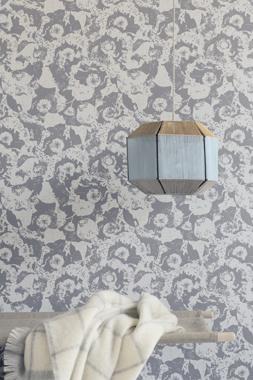 Vanitas, Grey tapet af Ferm Living