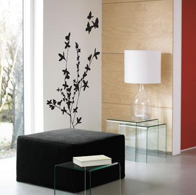 Image of   My branches wallsticker af Heidi Holm Pedersen, 40x60 cm
