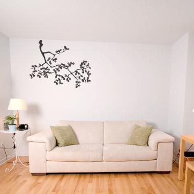 Image of   Mytree wallsticker af Heidi Holm Pedersen, 60x48 cm