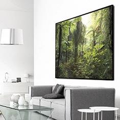 lyddæmpende gardiner Akustikforbedring af hjemmet   Illux.dk lyddæmpende gardiner
