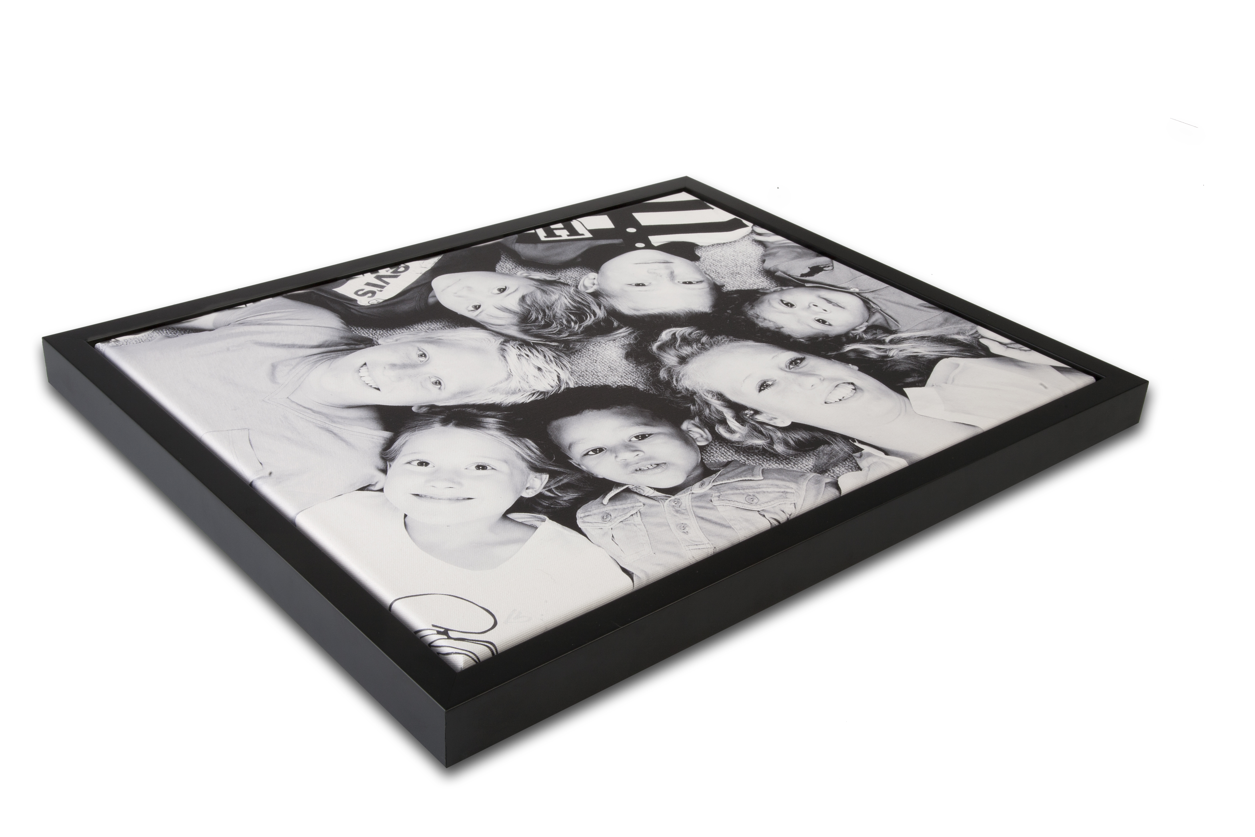 Kendte Dit foto på lærred med ramme - Illux - Print med dit foto - foto FN-86