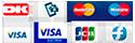Vi tilbyder flere forskellige betalingsformer